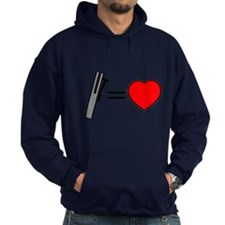 Chimes Are Love Hoody