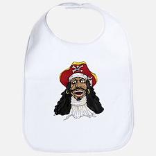 Pirate Captain Bib