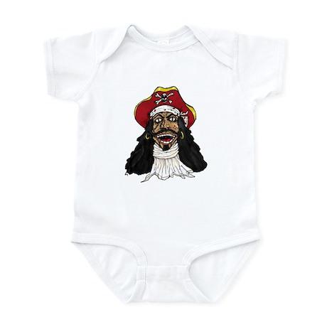 Pirate Captain Infant Bodysuit