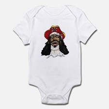 Pirate Captain Infant Bodysuit