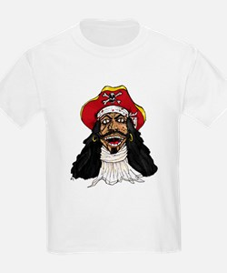 Pirate Captain T-Shirt