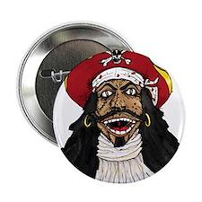 "Pirate Captain 2.25"" Button"