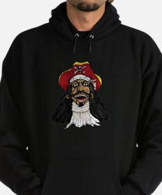 Pirate Captain Hoodie (dark)