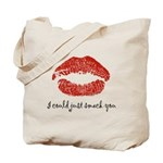 I Could Just Smack You Tote Bag