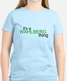 Wahlberg Thing T-Shirt