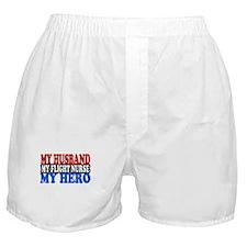 My Hero Boxer Shorts