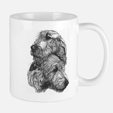 Irish Wolfhound Pair Mug
