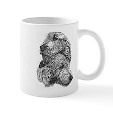 Irish Wolfhound Pair Mug