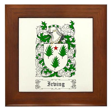 Irving Framed Tile