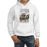 Japanese Samurai Warrior Nagamasa Hooded Sweatshir
