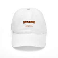 Machinist / Metals Baseball Cap