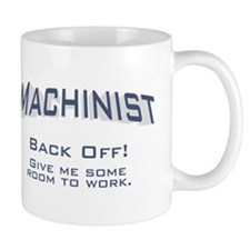 Machinist / Work Mug