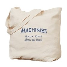 Machinist / Work Tote Bag