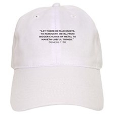 Machinist / Genesis Baseball Cap