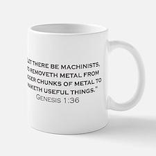 Machinist / Genesis Mug