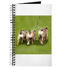 Bull Dogs Butts Journal