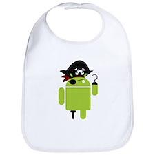 Android Pirate Bib