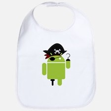 Android Pirate Bib