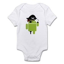 Android Pirate Onesie