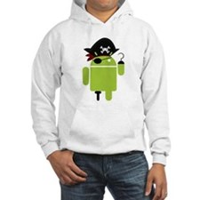 Android Pirate Hoodie