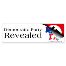 Democratic Party Revealed, Bumper Sticker