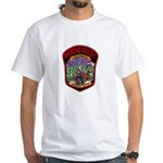 Moreno Valley Death City White T-Shirt
