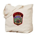 Moreno Valley Death City Tote Bag