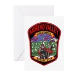 Moreno Valley Death City Greeting Cards (Pk of 20)