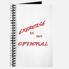 Exercise is not Optional (red Journal