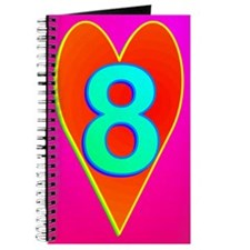 LUV 8 Journal