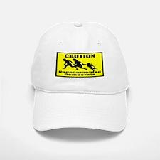 Caution Undocumented Democrat Baseball Baseball Cap