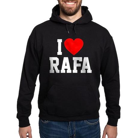 Heart Rafa Hoodie (dark)