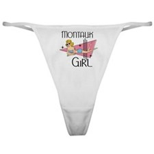 Montauk Girl Classic Thong