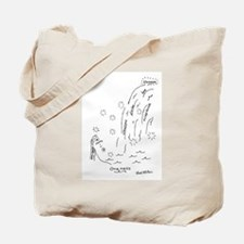Cool Courage Tote Bag