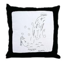 Cute Guidance Throw Pillow