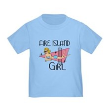 Fire Island Girl T