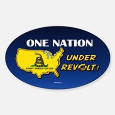 One Nation Under Revolt Decal