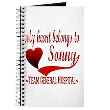 General Hospital Sonny Journal