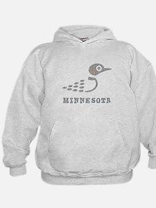 Minnesota Loon Hoodie