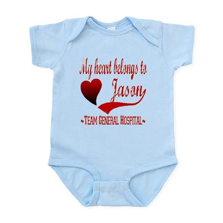 General Hospital Jason Infant Bodysuit