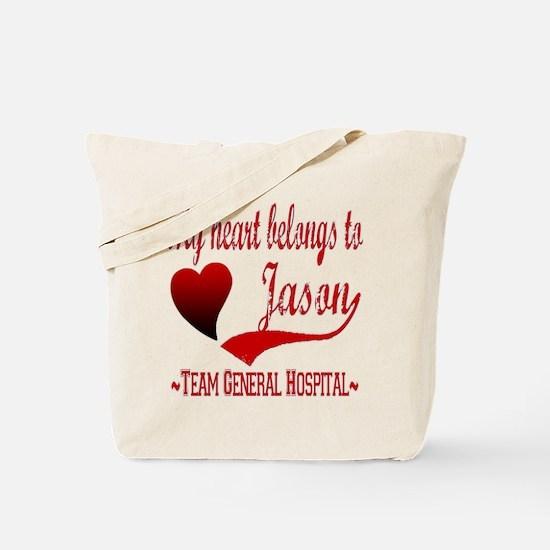 General Hospital Jason Tote Bag