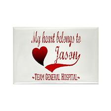General Hospital Jason Rectangle Magnet (10 pack)