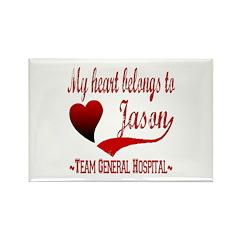 General Hospital Jason Rectangle Magnet (100 pack)