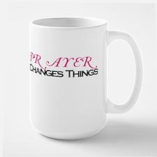 """""""Prayer..."""" Mug"""