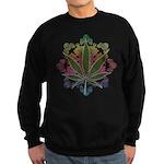 420 Graphic Design Sweatshirt (dark)