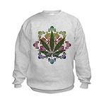 420 Graphic Design Kids Sweatshirt