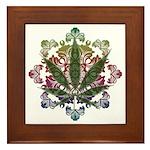 420 Graphic Design Framed Tile