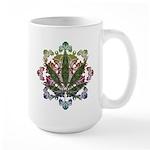 420 Graphic Design Large Mug
