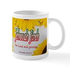 Jehovah Jireh Mug