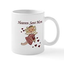 Heaven Sent Mom Mug